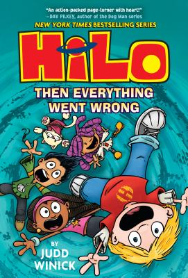 Image for HILO: THEN EVERYTHING WENT WRONG (NO 5)