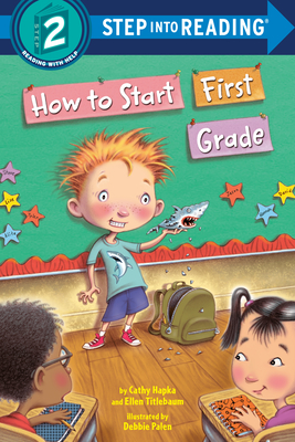 Image for HOW TO START FIRST GRADE (STEP INTO READING, STEP 2)