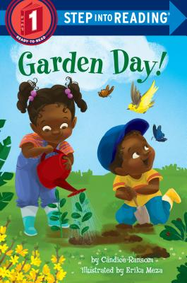 Image for GARDEN DAY! (STEP INTO READING, STEP 1)