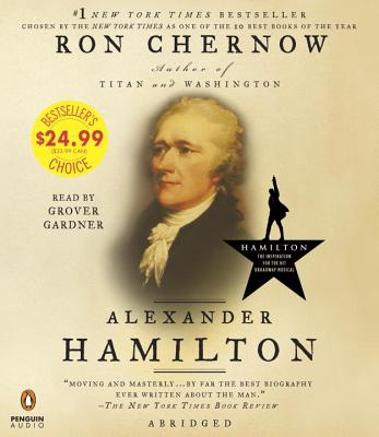 Image for ALEXANDER HAMILTON (AUDIO)