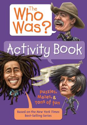 Image for The Who Was? Activity Book