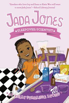 Image for SLEEPOVER SCIENTIST (JADA JONES, NO 3)