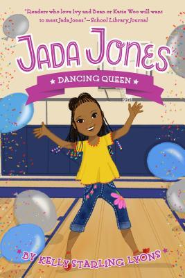 Image for JADA JONES: DANCING QUEEN (NO 4)