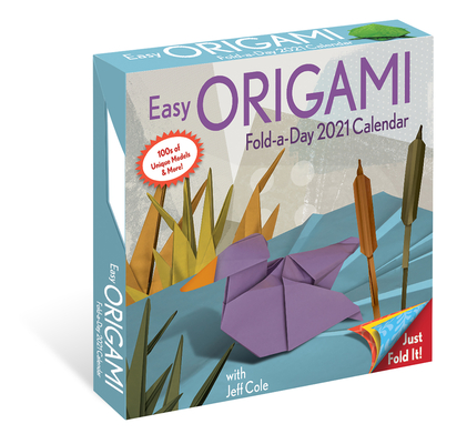 Image for Easy Origami 2021 Fold-A-Day Calendar