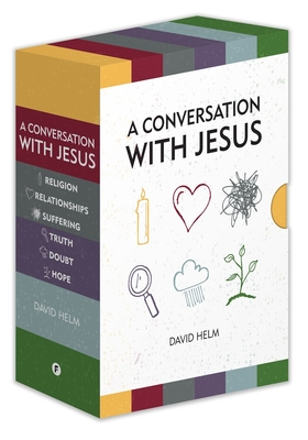 Image for A Conversation With Jesus