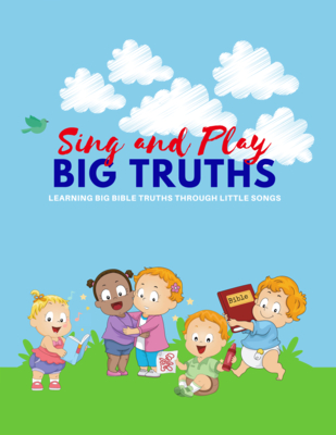 Image for Sing and Play Big Bible Truths