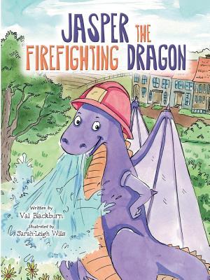 Image for Jasper the Firefighting Dragon (Jasper Dragon)