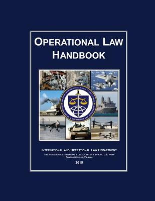 Image for Operational Law Handbook: 2015