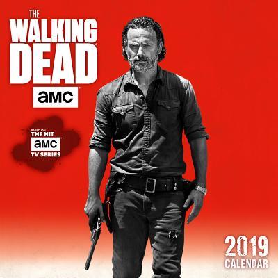 Image for AMC The Walking Dead 2019 Mini Calendar