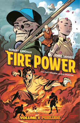Image for Fire Power by Kirkman & Samnee Volume 1: Prelude