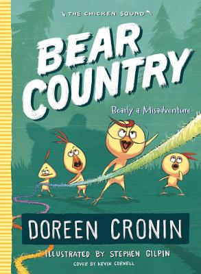 Image for Bear Country: Bearly a Misadventure (6) (The Chicken Squad)