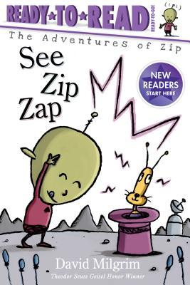 Image for See Zip Zap (The Adventures of Zip)