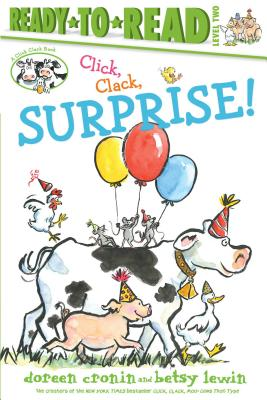 Image for Click, Clack, Surprise!/Ready-to-Read (A Click Clack Book)