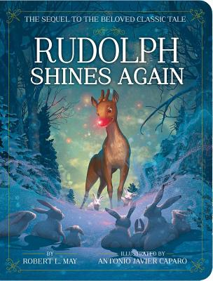 Image for Rudolph Shines Again (Classic Board Books)
