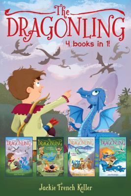 Image for The Dragonling 4 books in 1!: The Dragonling; A Dragon in the Family; Dragon Quest; Dragons of Krad