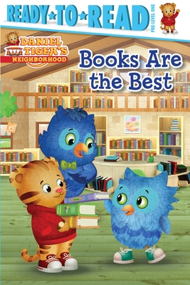 Image for Books Are the Best (Daniel Tiger's Neighborhood)