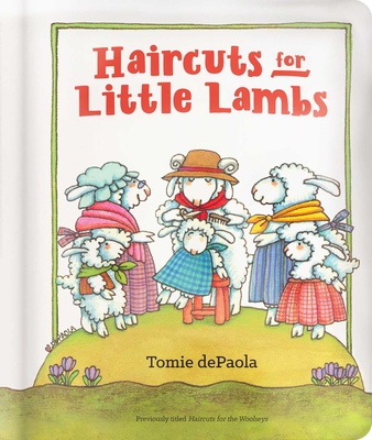 Image for Haircuts for Little Lambs