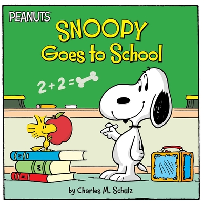 Image for SNOOPY GOES TO SCHOOL