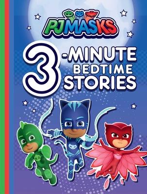 Image for PJ MASKS 3-MINUTE BEDTIME STORIES