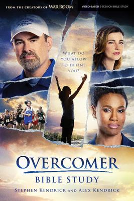 Image for Overcomer - Bible Study Book