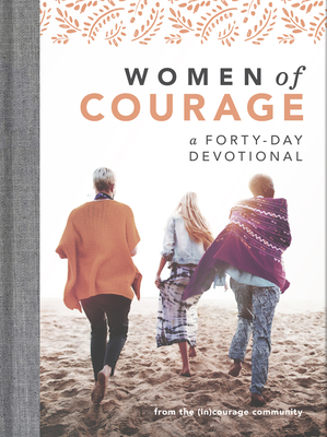 Image for Women of Courage: A 40-Day Devotional