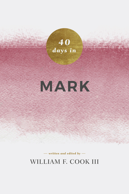 Image for 40 Days in Mark