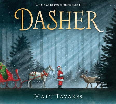 Image for Dasher: How a Brave Little Doe Changed Christmas Forever