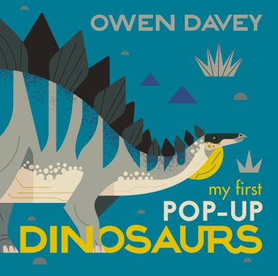 Image for MY FIRST POP-UP DINOSAURS: 15 INCREDIBLE POP-UPS