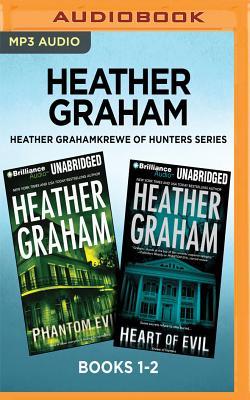 Image for Heather Graham Krewe of Hunters Series: Books 1-2: Phantom Evil & Heart of Evil
