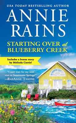 Image for Starting Over at Blueberry Creek: Includes a bonus novella (Sweetwater Springs (4))