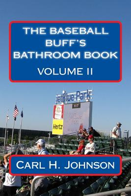 Image for The Baseball Buff's Bathroom Book, Volume II (Volume 2)