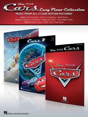 Image for Cars - Easy Piano Collection: Music from All 3 Disney Pixar Motion Pictures