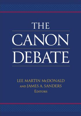 Image for Canon Debate