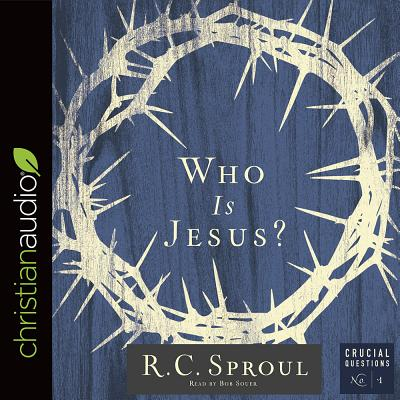 Image for Who Is Jesus? CD Audiobook