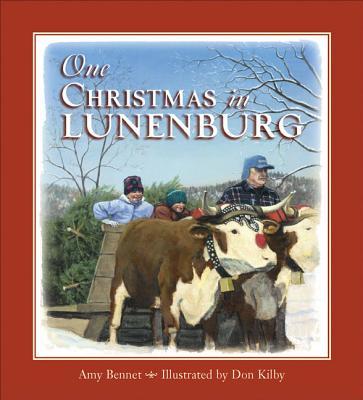 One Christmas in Lunenburg, Amy Bennet