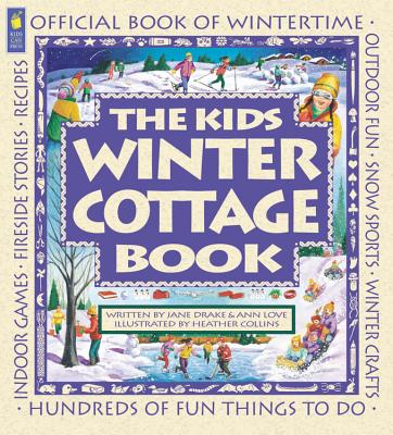 Image for The Kids Winter Cottage Book