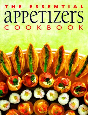 Image for ESSENTIAL APPETIZERS COOKBOOK