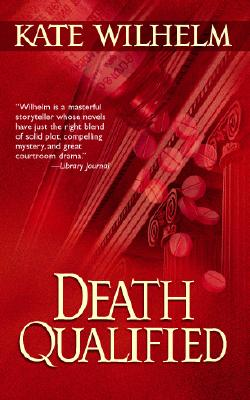 Image for Death Qualified (Barbara Holloway Novels)