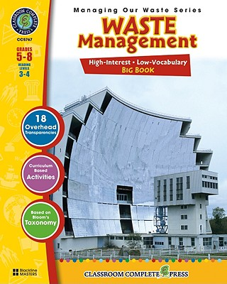 Image for Waste Management Bundle Gr. 5-8 (Managing Our Waste) - Classroom Complete Press