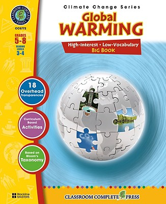 Image for Global Warming Bundle Gr. 5-8 (Climate Change) - Classroom Complete Press