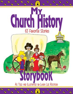 Image for My Church History Storybook