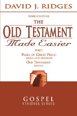 Image for The Old Testament Made Easier, Vol. 1