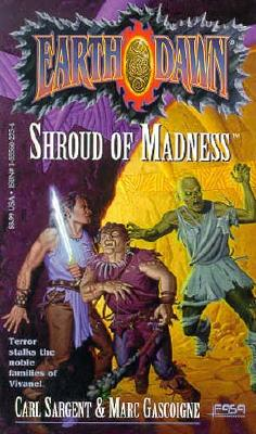 Image for Shroud of Madness (Earth Dawn)