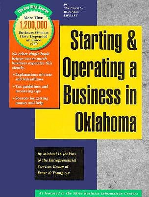 Image for Starting and Operating a Business in Oklahoma: A Step-By-Step Guide (Psi Successful Business Library)
