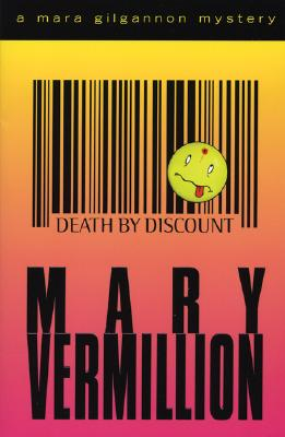 Image for DEATH BY DISCOUNT MARA GILGANNON MYSTERY