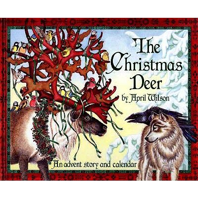 Image for The Christmas Deer: An Advent Story and Calendar