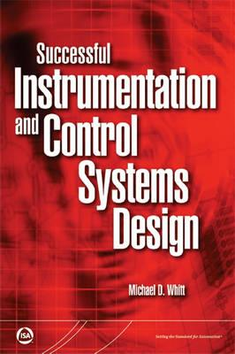 Image for Successful Instrumentation and Control Systems Design