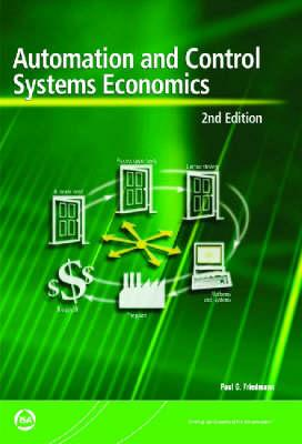 Image for Automation And Control Systems Economics
