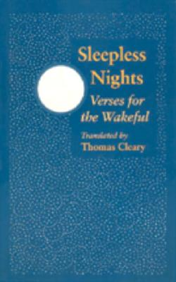 Image for Sleepless Nights: Verses for the Wakeful (College Audience Papers)