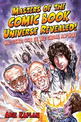 Image for Masters of the Comic Book Universe Revealed!